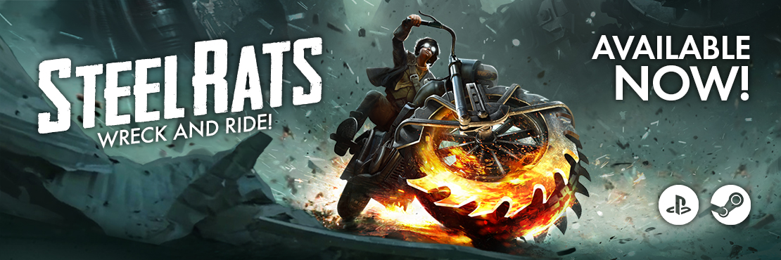 Steel Rats - Wreck and Ride!