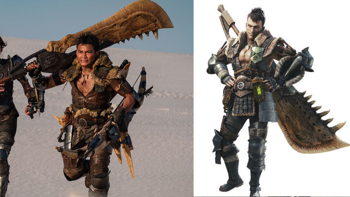 Monster Hunter live-action