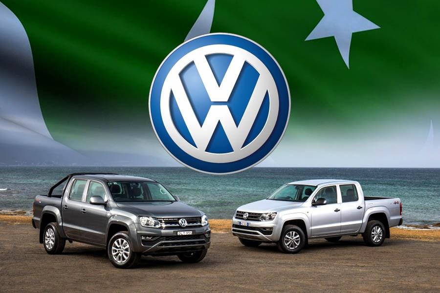 VW in Pakistan