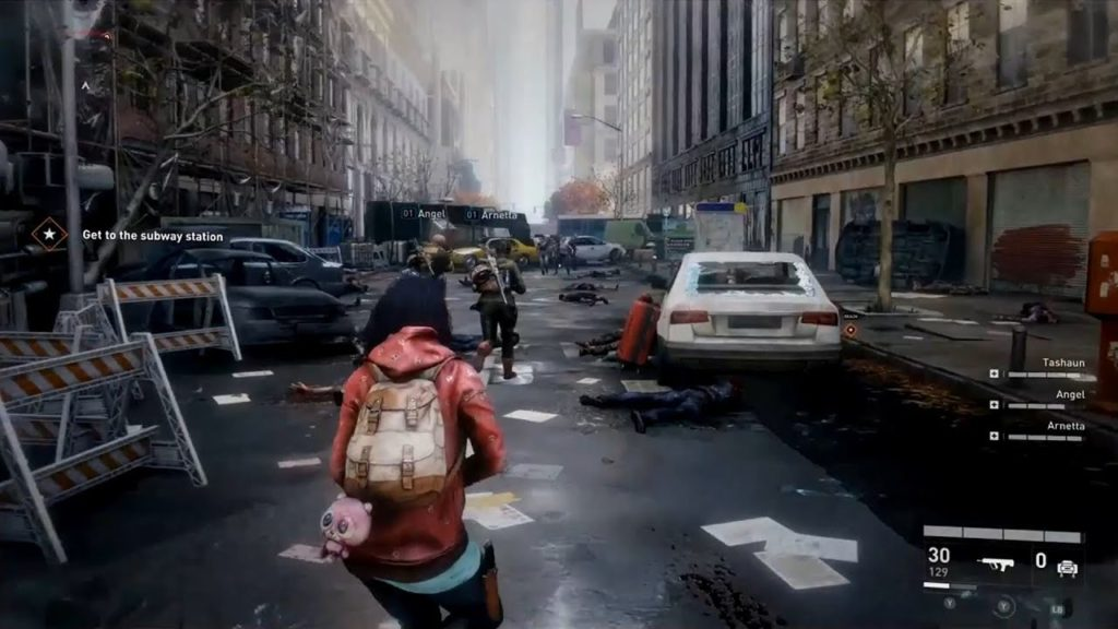 World War Z the Game