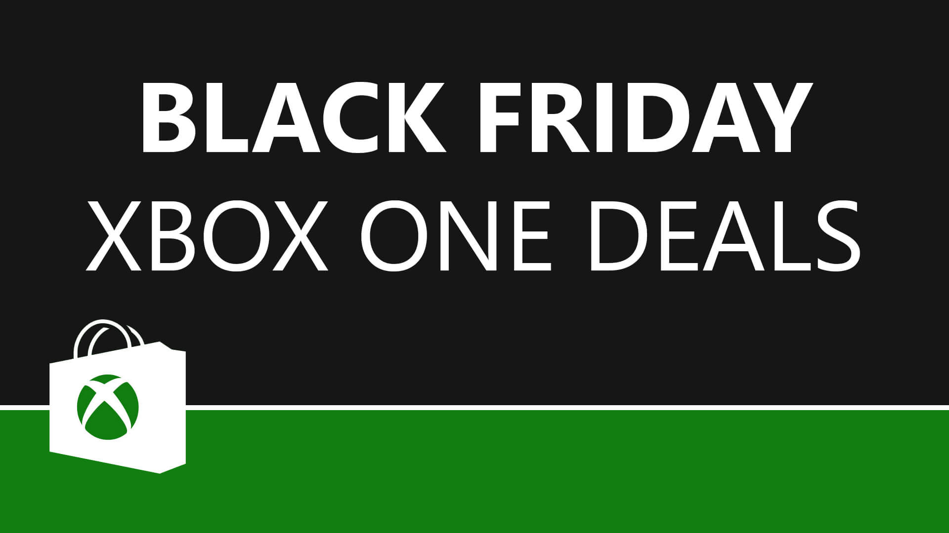 Xbox One Black Friday Deals 2018