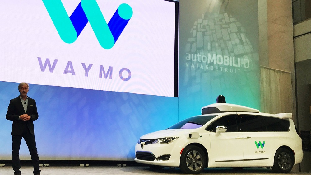 Waymo Mr.Krafcik