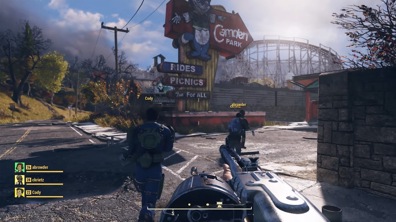 Fallout 76 Beta – How To Invite Your Friends Using Friend Codes
