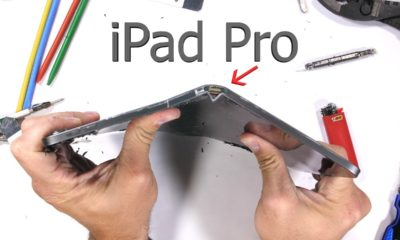 Apple iPad Pro 2018: Bends With Ease