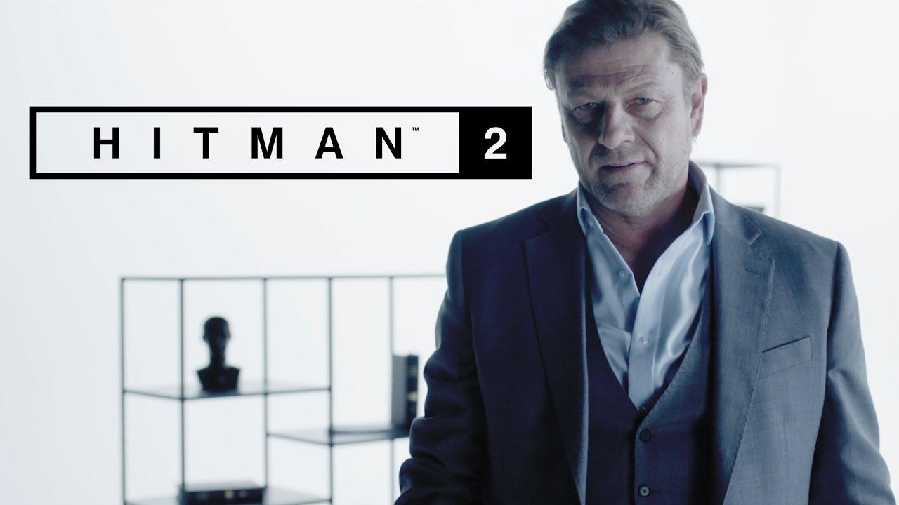 Hitman 2 – The Launch Trailer Will Be Starring Actor Sean Bean Again