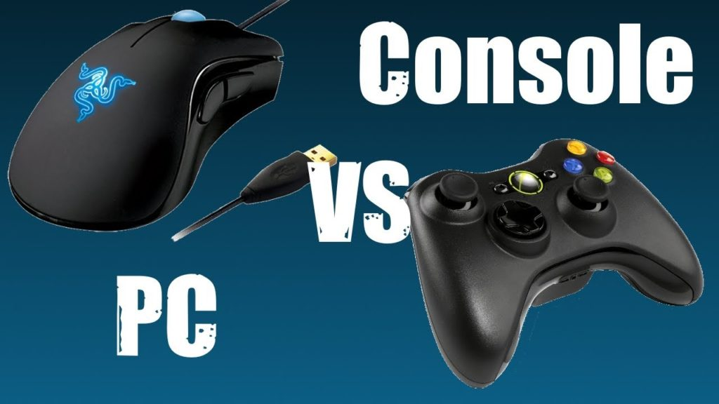 Xbox One gets Mouse and Keyboard Support
