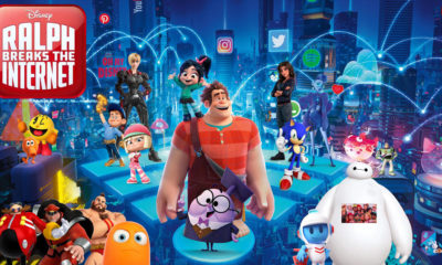 Disney's Ralph Breaks The Internet