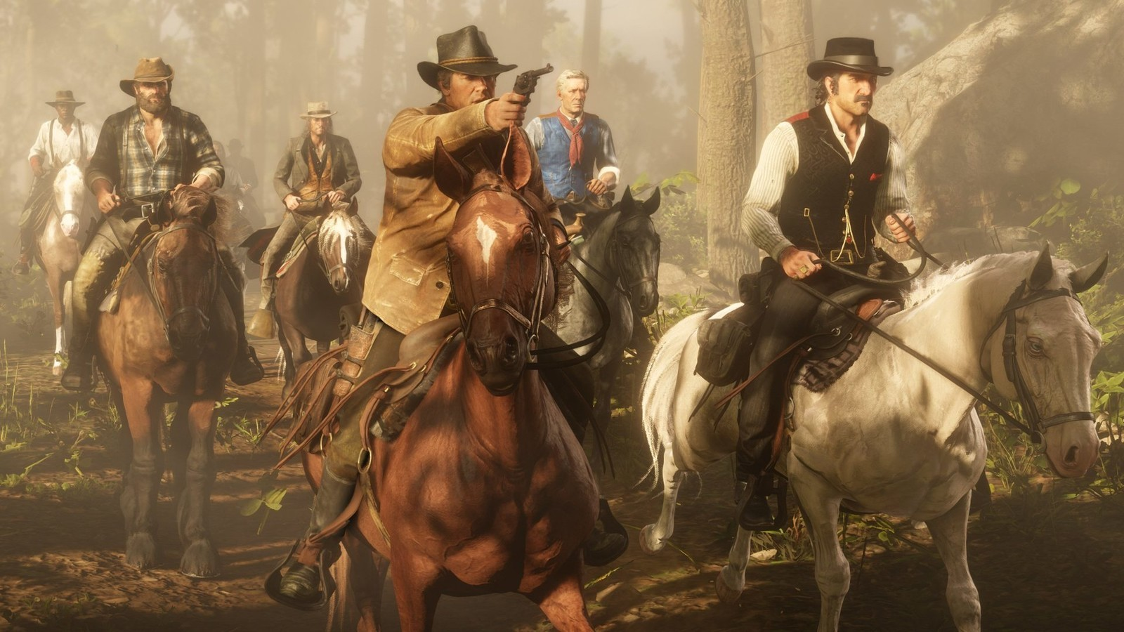 Red Dead Redemption 2 Leaked Vehicles - Check Out The List Today