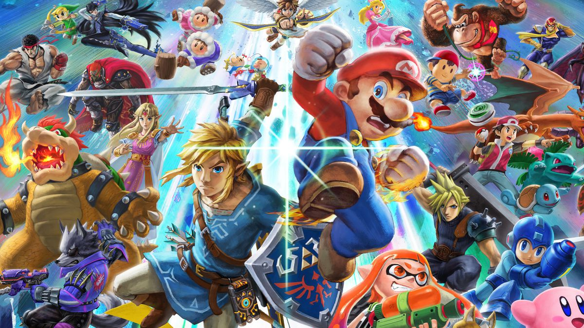 'Super Smash Bros Ultimate' Is Nintendo's Most Preordered Game Ever