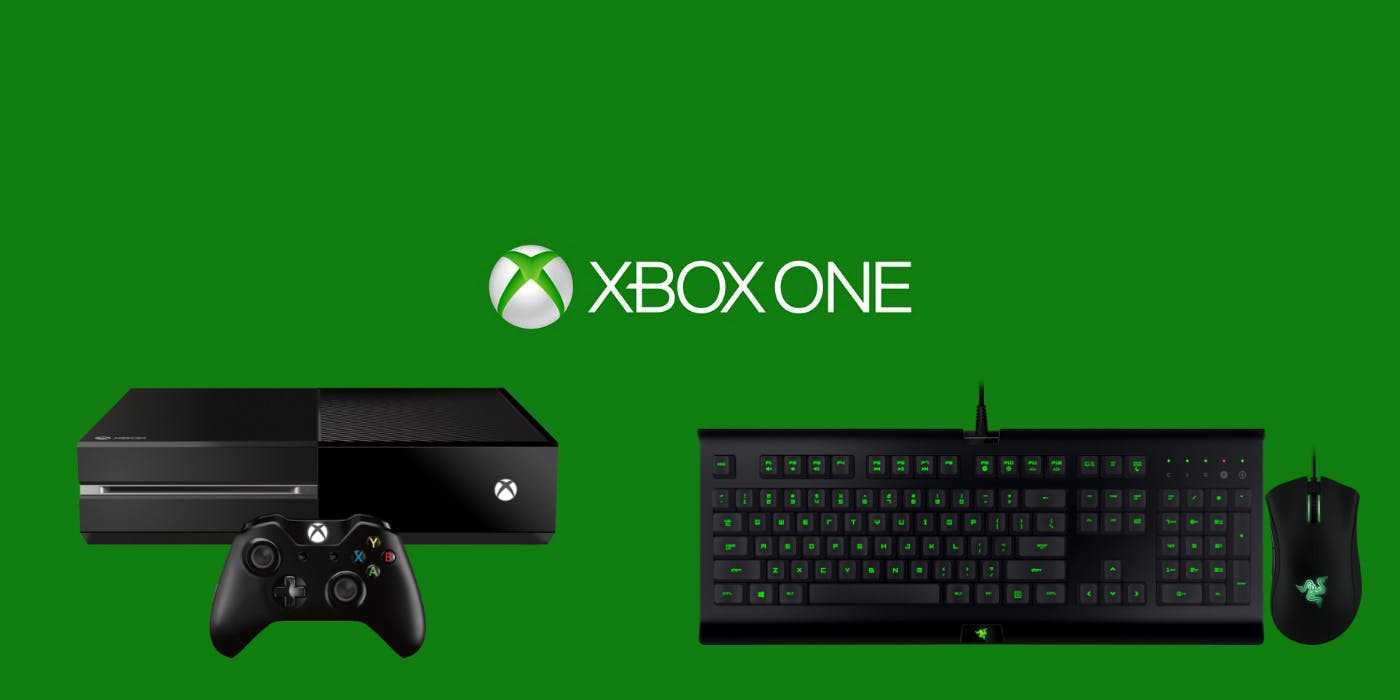 Xbox One gets Mouse and Keyboard Support Update
