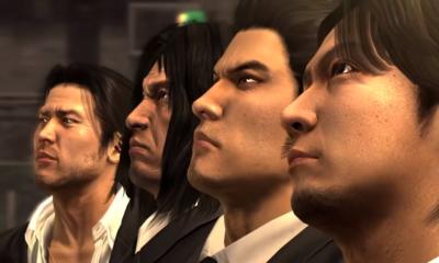 Yakuza 4 Remaster