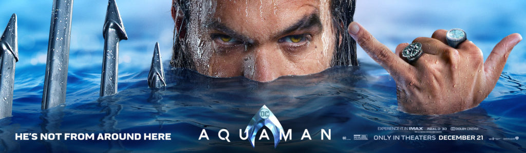 Aquaman no.1 on Box Office