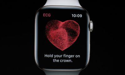 ECG App for Apple Watch Series 4