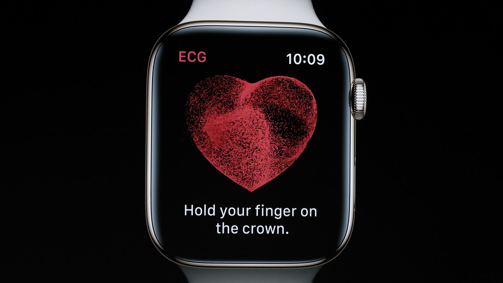 ECG App for Apple Watch Series 4
