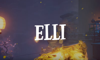 ELLI for Nintendo Switch is Coming in January 10, 2019