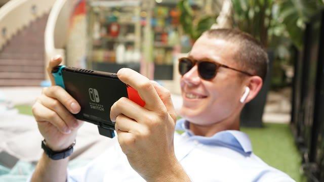 GENKI: Bluetooth Audio for the Nintendo Switch