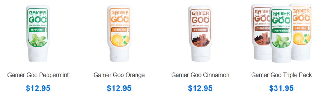 Gamer Goo