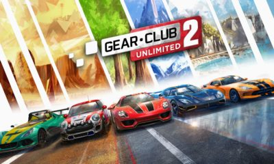 Gear Club Unlimited 2 For Nintendo Switch