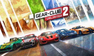 Gear Club Unlimited 2 For Nintendo Switch