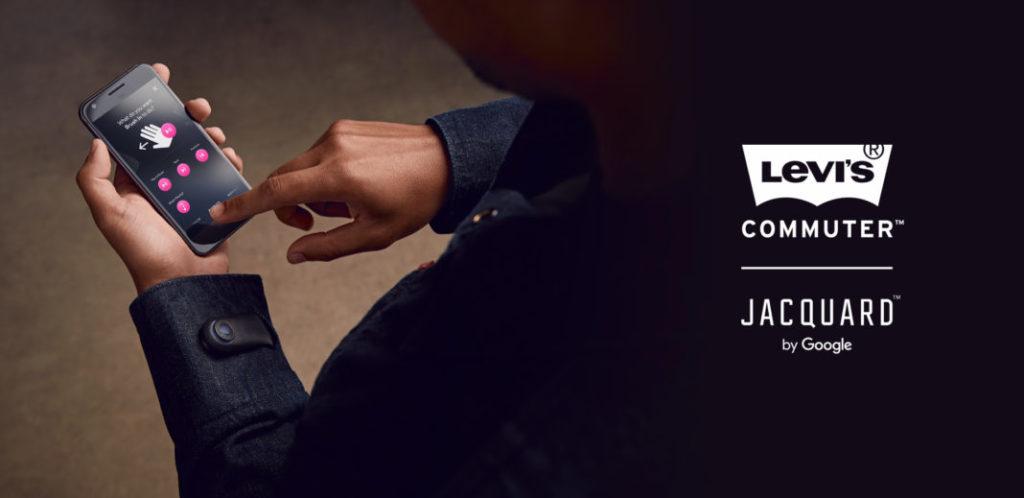 Google and Levi's Jacquard Smart Jacket