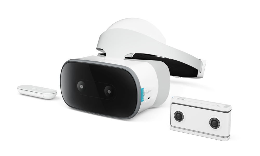Lenovo Mirage Solo with Daydream: VR You Can Use Anywhere
