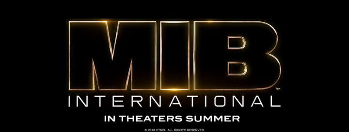 Men in Black: International is official