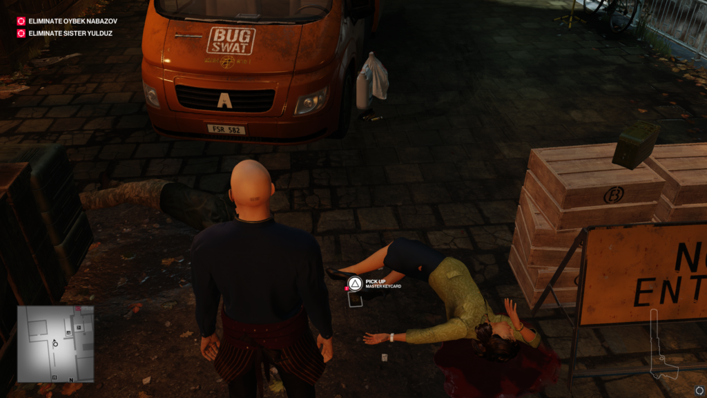 HITMAN: Patient Zero Mission One 'The Source', Game Guide Part-1