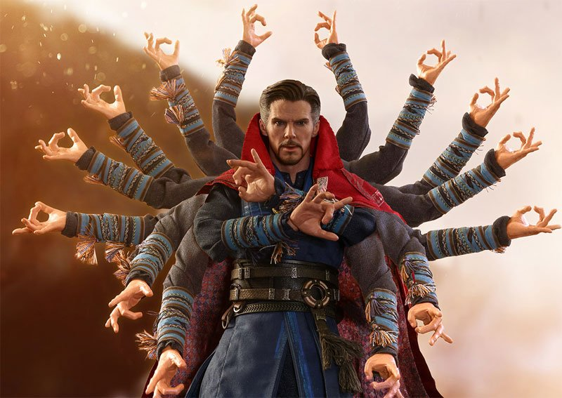 Marvel's Doctor Strange Sequel