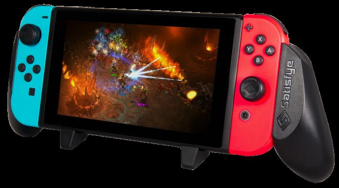 Satisfye Grip for Nintendo Switch