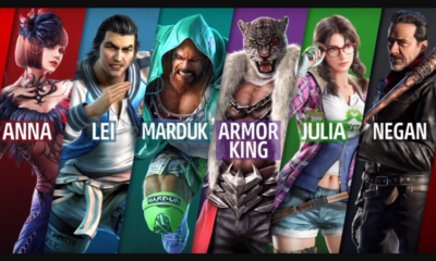 Tekken 7 Season 2: 6 new Characters