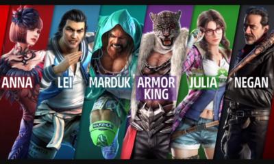 Tekken 7 Season 2: 6 new Characters
