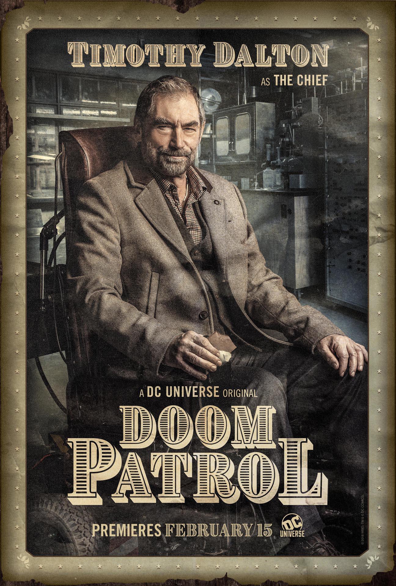 DC's Doom Patrol (TV Series 2019)