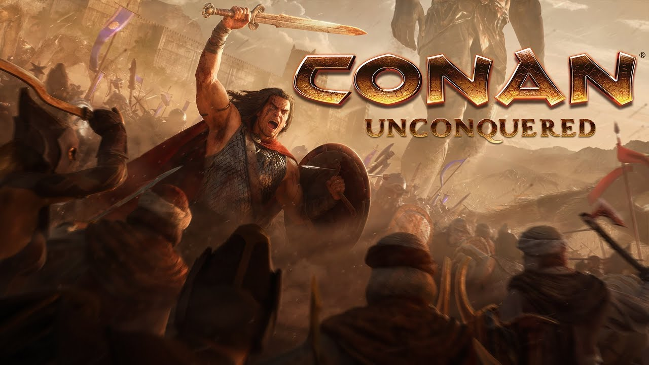 New Conan Single-Player Game Revealed