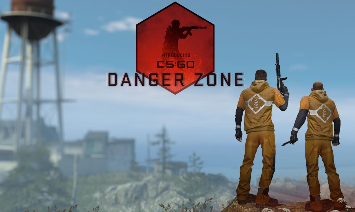 CS:GO Danger Zone Battle Royale