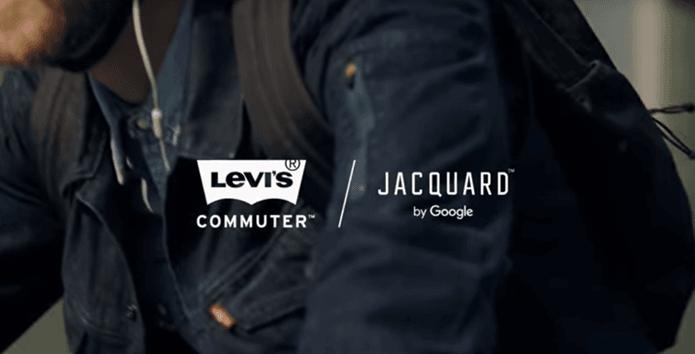 Google and Levi's® Commuter Jacquard Smart Jacket