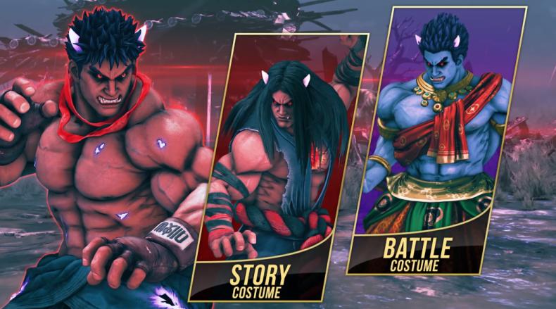 Street Fighter V: Arcade Edition Season 4 Kage reveal