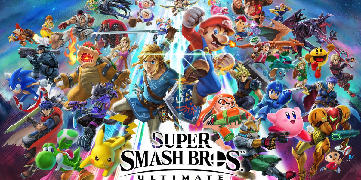 Super Smash Bros. Ultimate updates to Ver