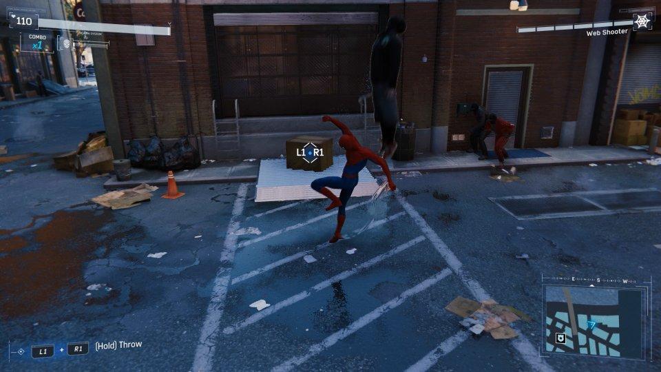 Spider-Man PS4 Walkthrough Part 4 – Keeping the Peace