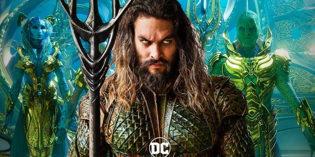 Aquaman has Become the 2nd Best DC Movie to Date
