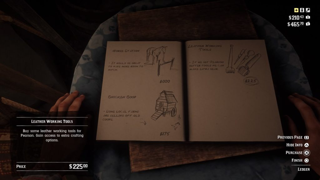 Red Dead Redemption 2, Tips and Tricks, Part 3: Camps