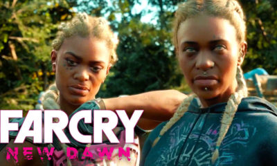 Far Cry New Dawn Deluxe Edition and Pre-Order Bonus