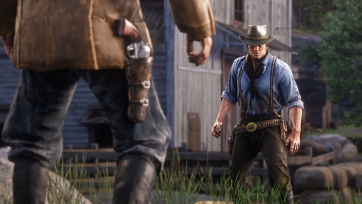 Red Dead Redemption 2, Tips and Tricks, Part 6: Combat
