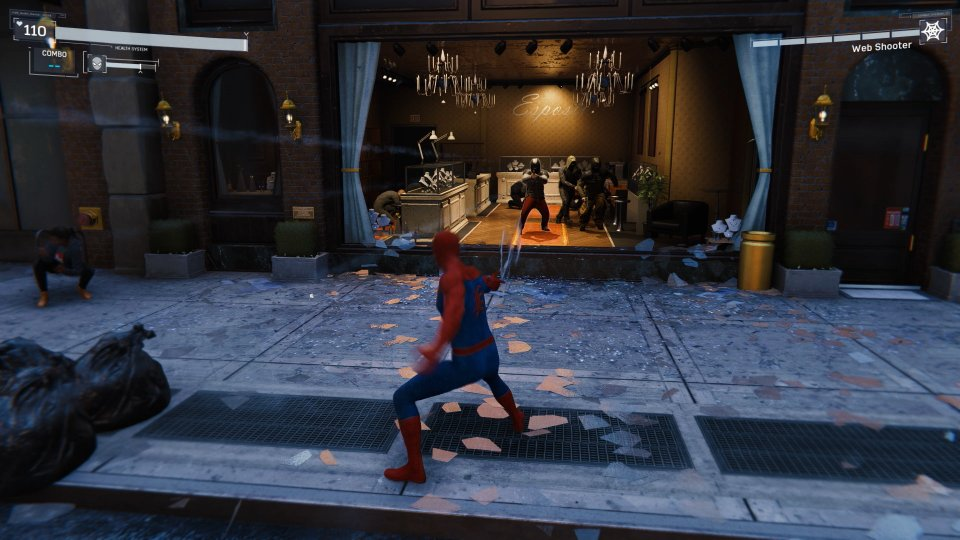 Spider-Man PS4 Walkthrough Part 4 – Keeping the Peace