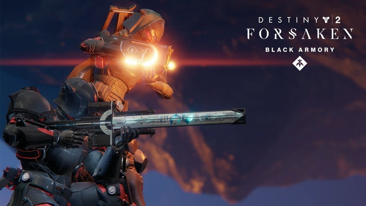 Mysterious Box In Destiny 2