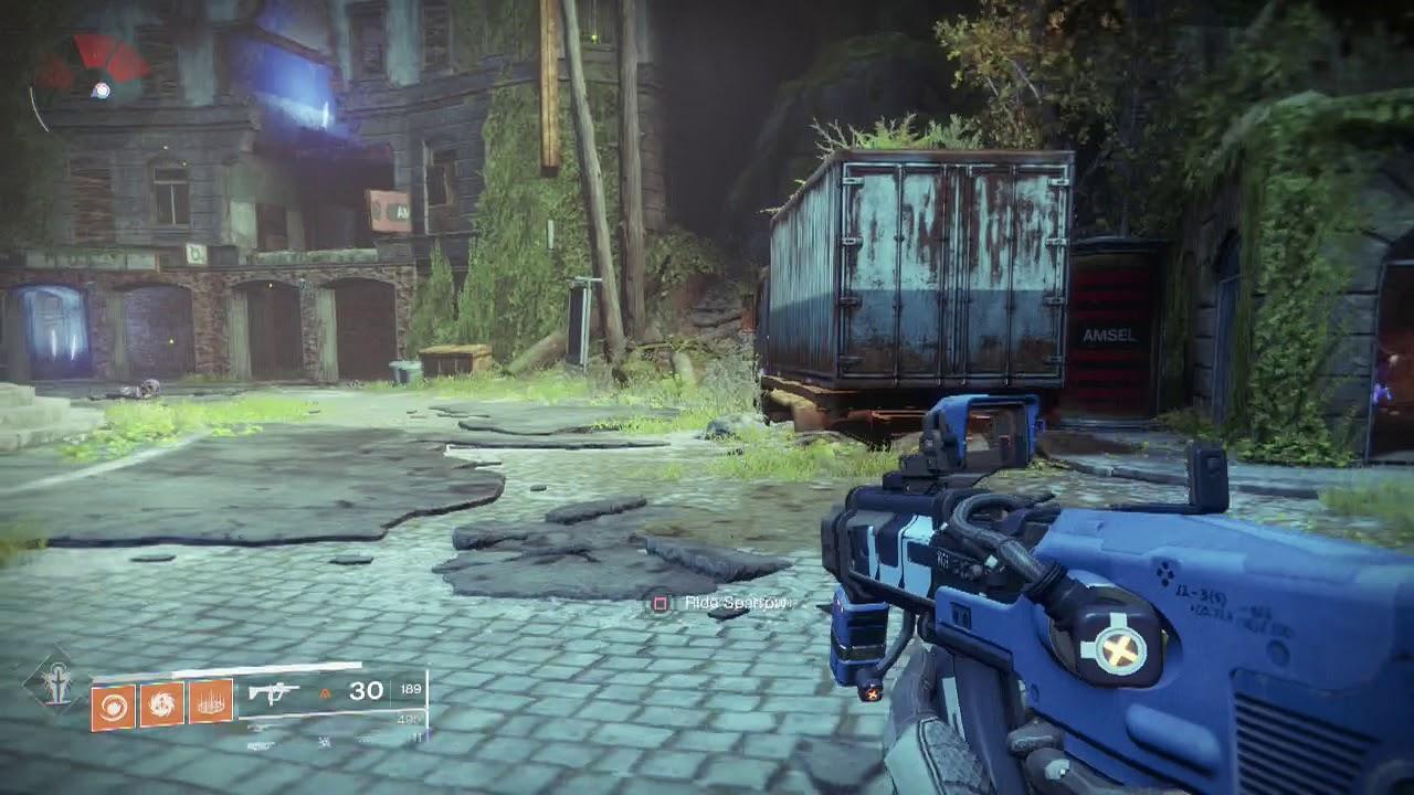Machine Gun Frame Quest