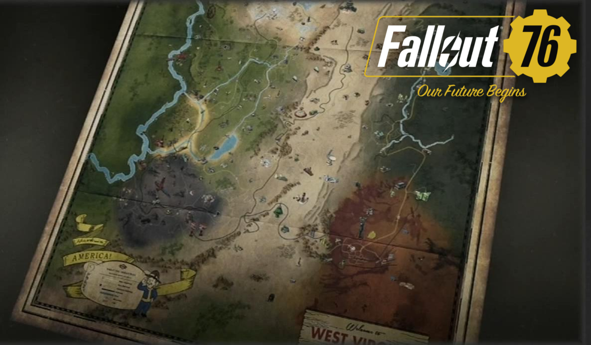 Fallout 76 - Where To Find All The Treasures Locations In
