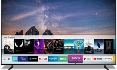iTunes App for Samsung TVs