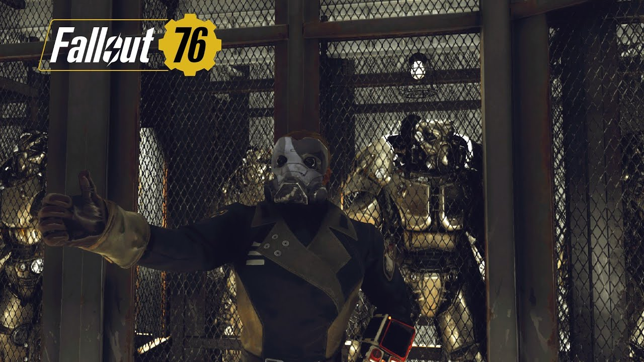 Faction Vendors In Fallout 76