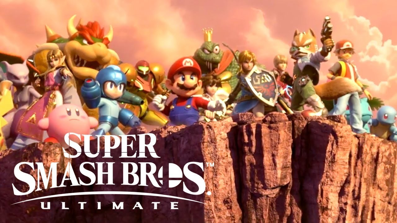 Super Smash Bros Ultimate Where To Find All The Characters In