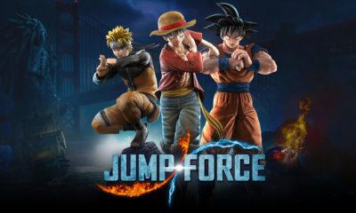 Jotaro Kujo and Dio Join Jump Force
